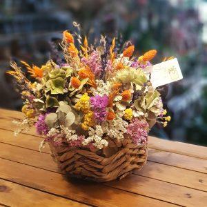 Centro de Flores Violet