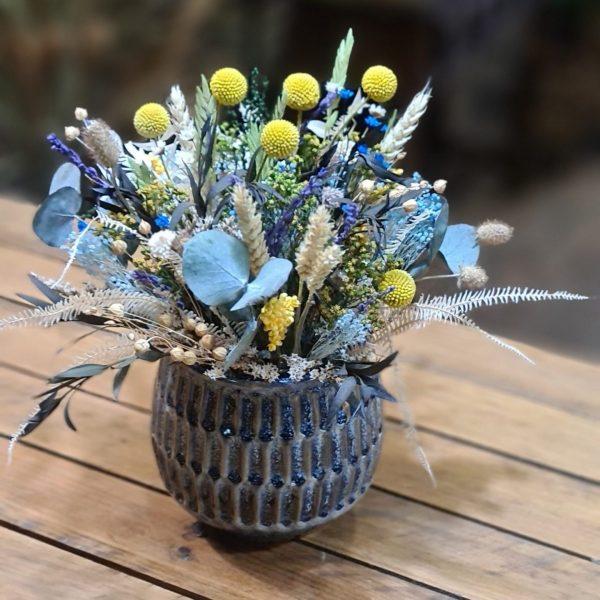 Centro de Flores Bluemarine