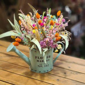 Centro de Flores Regadera