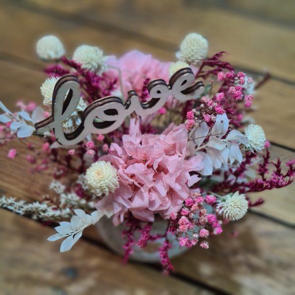 Taza Love Pink